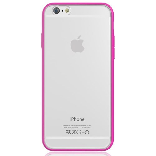 HYBRID FOR IPHONE 6 ROSE PINK