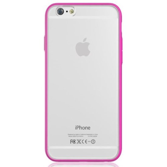 Hybrid for iPhone 6 4.7 rose Pink
